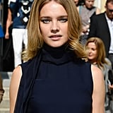 Natalia Vodianova at Christian Dior Spring 2014.