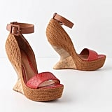 Gorgeous espadrille wedges that are surprisingly easy to walk in.  Leifsdottir Kaati Wedges ($130, originally $258)