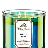 White Surf 3-Wick Candle