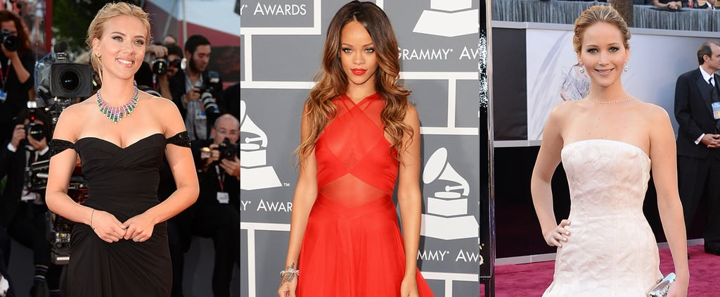 Best Red Carpet Dresses of 2013 Winners