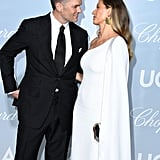 Gisele Bündchen's White Stella McCartney Dress February 2019
