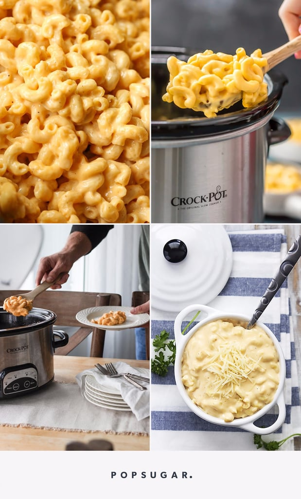Slow-Cooked Macaroni and Cheese Recipes