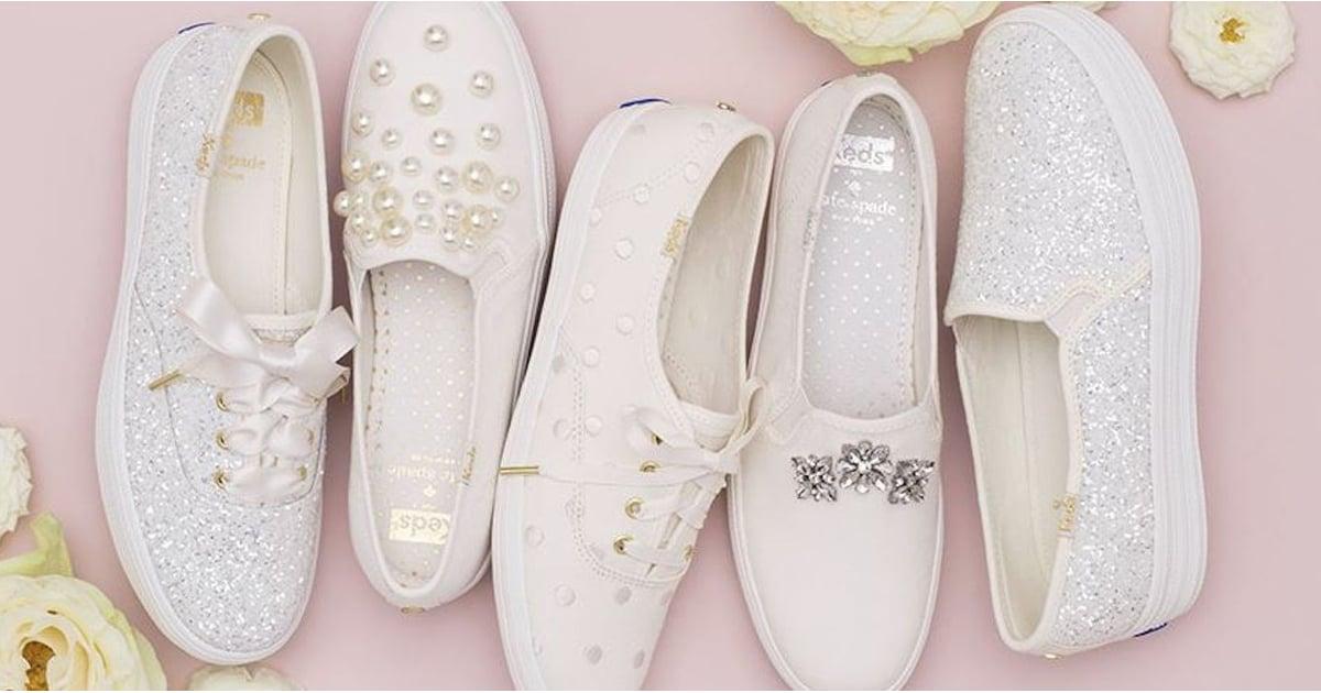 Keds x Kate Spade Wedding Sneakers