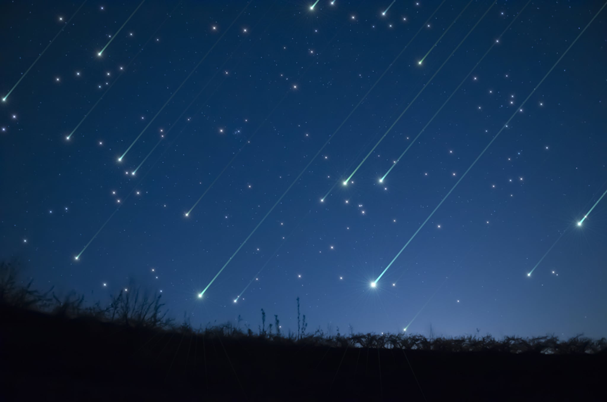 meteor shower - photo #11