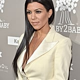 Pictured: Kourtney Kardashian