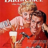 Hammers and beer are a disaster waiting to happen.