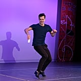 Robbie Fairchild Performing at the National Dance Institute Special Benefit in 2017
