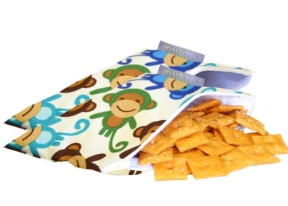Itzy Ritzy Snack Happened Mini ($13)