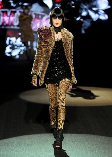 Fall 2011 New York Fashion Week: Betsey Johnson