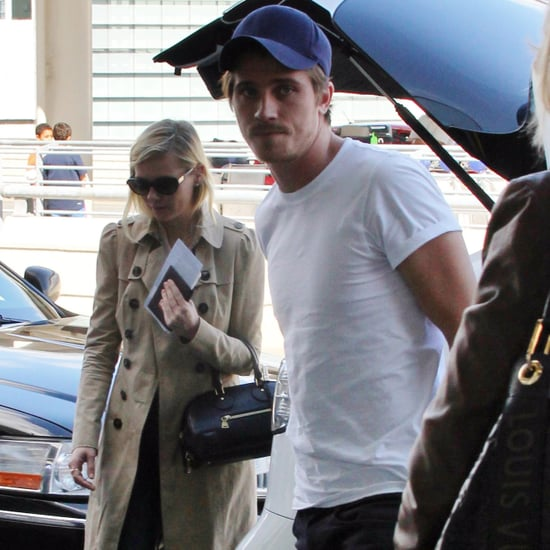 Kirsten Dunst and Her Boyfriend Leaving Toronto | Pictures