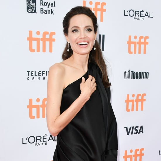 Angelina Jolie Wearing Ralph & Russo Dress at TIFF 2017