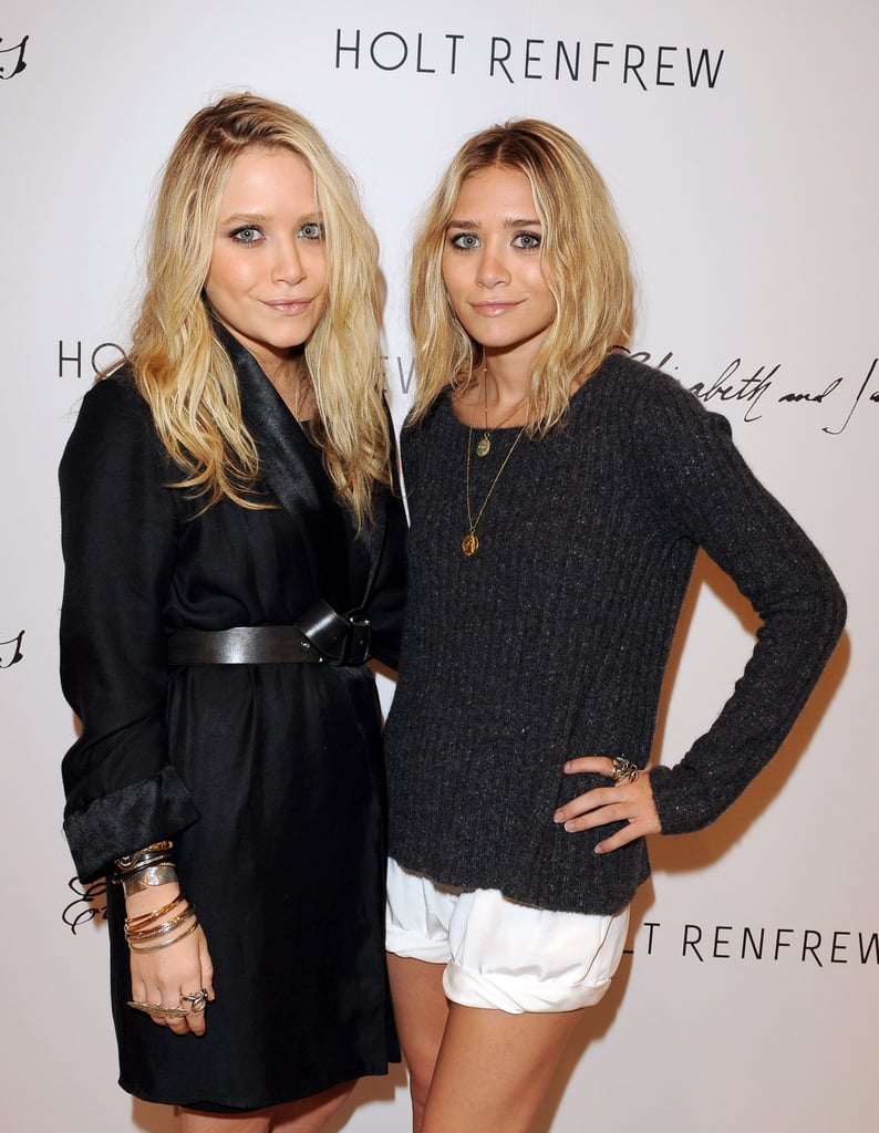 Mary-Kate and Ashley Olsen On MuchMusic