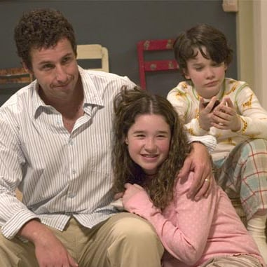 Adam Sandler's Father Roles