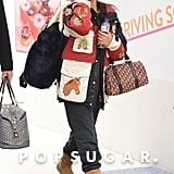 Rihanna Wearing UGG Boots