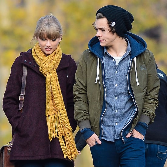 Harry Styles Quotes About Taylor Swift in Rolling Stone 2017