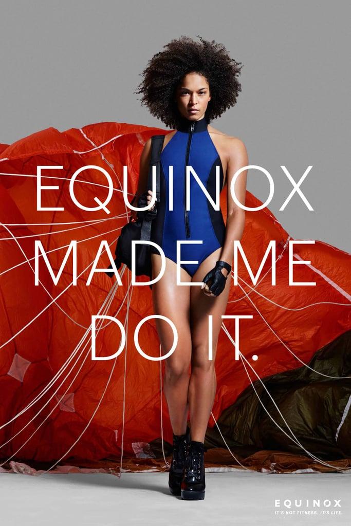 Equinox Ad Campaign 2015 Popsugar Fitness Photo 4