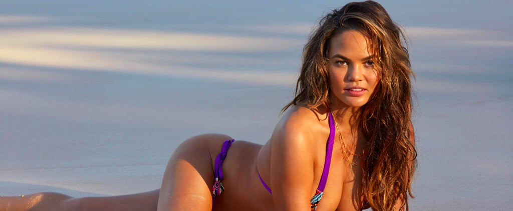 Chrissy Teigen Wanted to Wear a One-Piece For Her Sports Illustrated Shoot — Until She Saw This Bikini