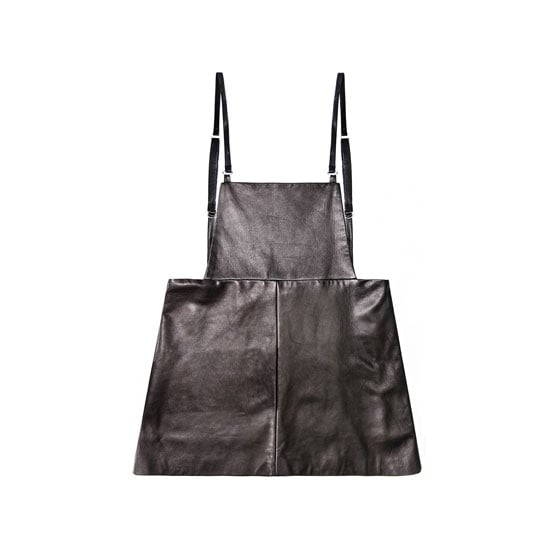 A Leather Pinafore