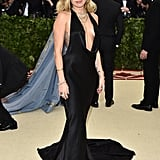 Miley Cyrus Wearing Black Dress 2018 Met Gala