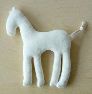 Eco Horse Toy