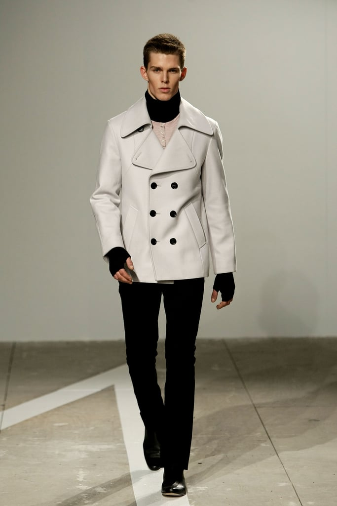New York Fashion Week: Shipley & Halmos Fall 2009
