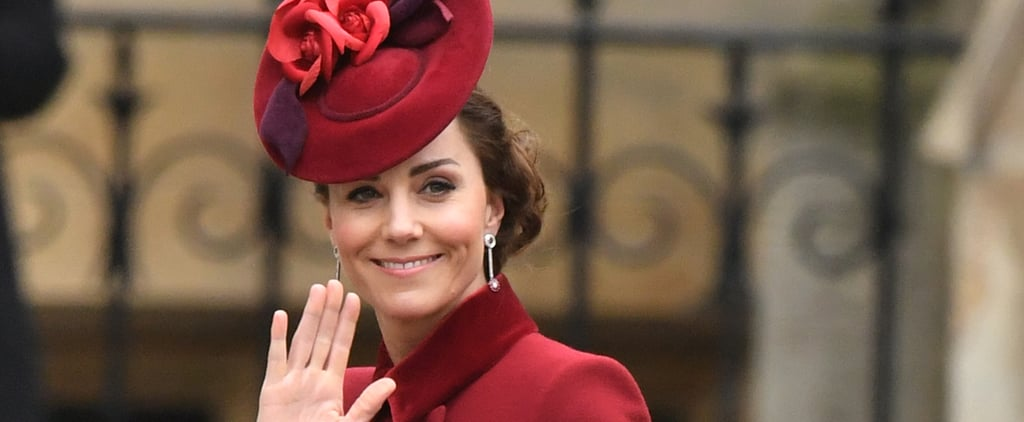 Kate Middleton's Red Outfit at Commonwealth Day