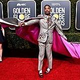 Billy Porter Slaying the Red Carpet, and Elisabeth Moss Loving Every Minute of It