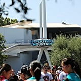 Space Mountain/Hyperspace Mountain, Disneyland