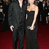 Jonathan Rhys Meyers and Reena Hammer in 2006