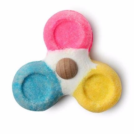 How to Buy the Lush Fidget Spinner