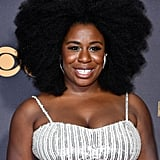 Uzo Aduba at the Emmy Awards