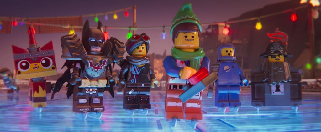The Lego Movie Holiday Short Film December 2018