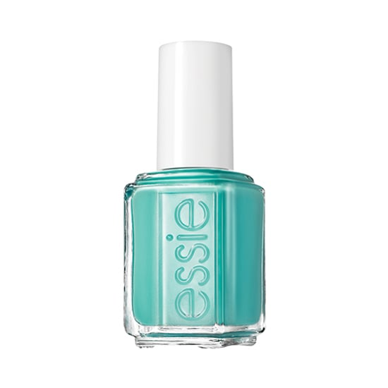 Essie has mastered blue polish, and In the Cab-ana ($8) is this season's must-have ocean blue.