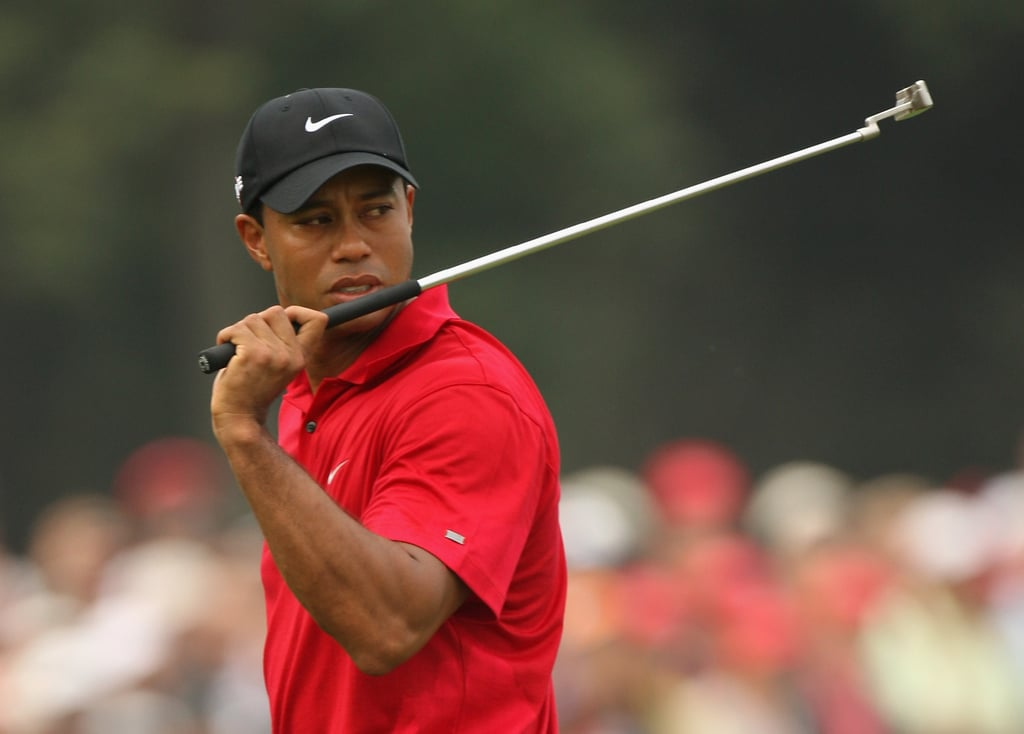 Tiger Woods's Epic Fall From Grace