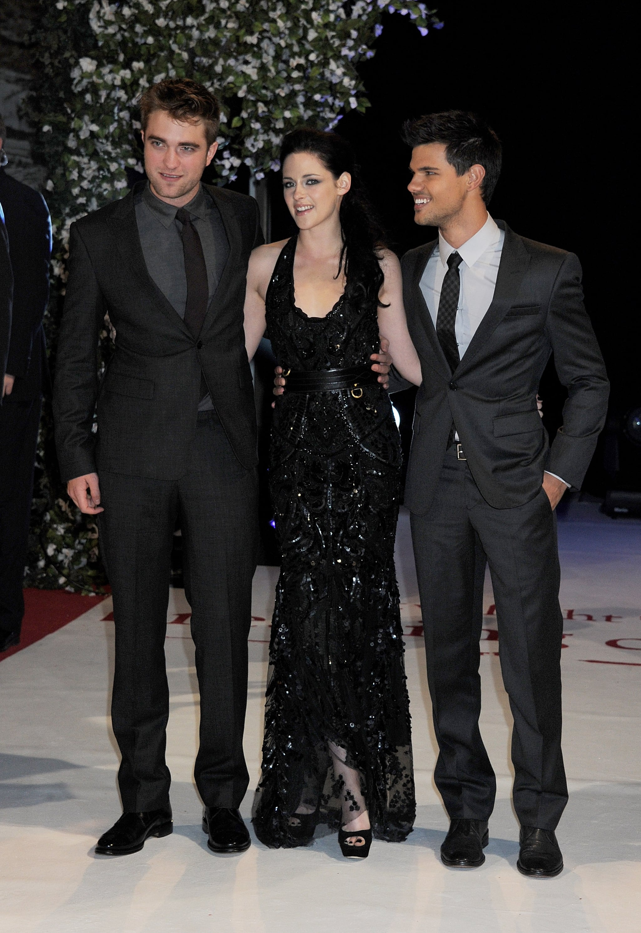 Kristen Stewart And Taylor Lautner Twilight
