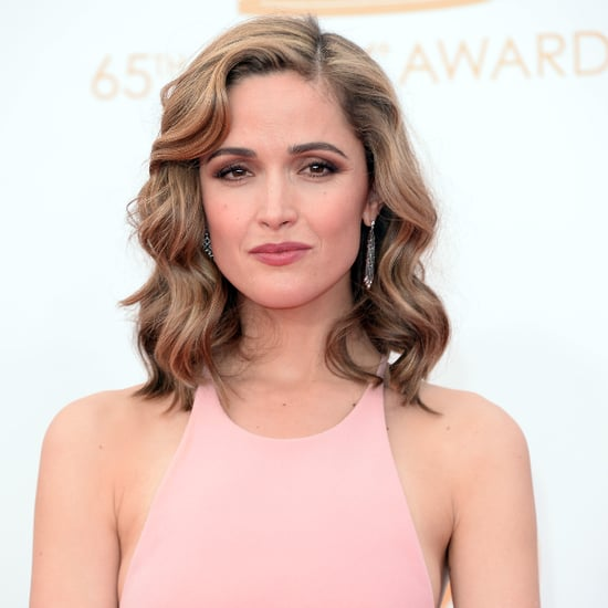 Rose Byrne Hair and Makeup at Emmys 2013 | Pictures