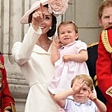 Getting a Few Pointers: Princess Charlotte