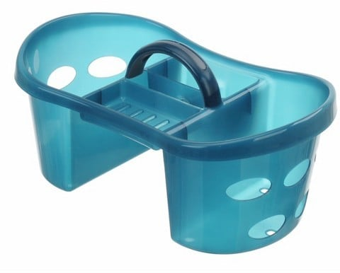 Room Essentials Plastic Shower Caddy | Dorm Room Bathroom Essentials ...