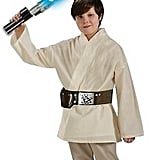 Star Wars Boys' Luke Skywalker Deluxe Costume