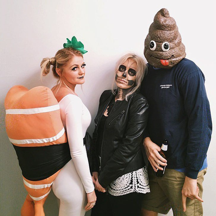 sc 1 st  Popsugar & Emoji Twins | Emoji Costume Ideas | POPSUGAR Tech Photo 14
