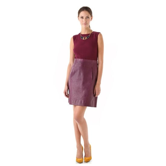 Dress, approx $340, Jill Stuart at Shopbop