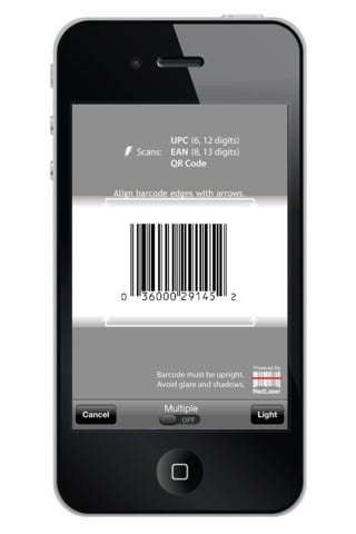 RedLaser Shopping Apps