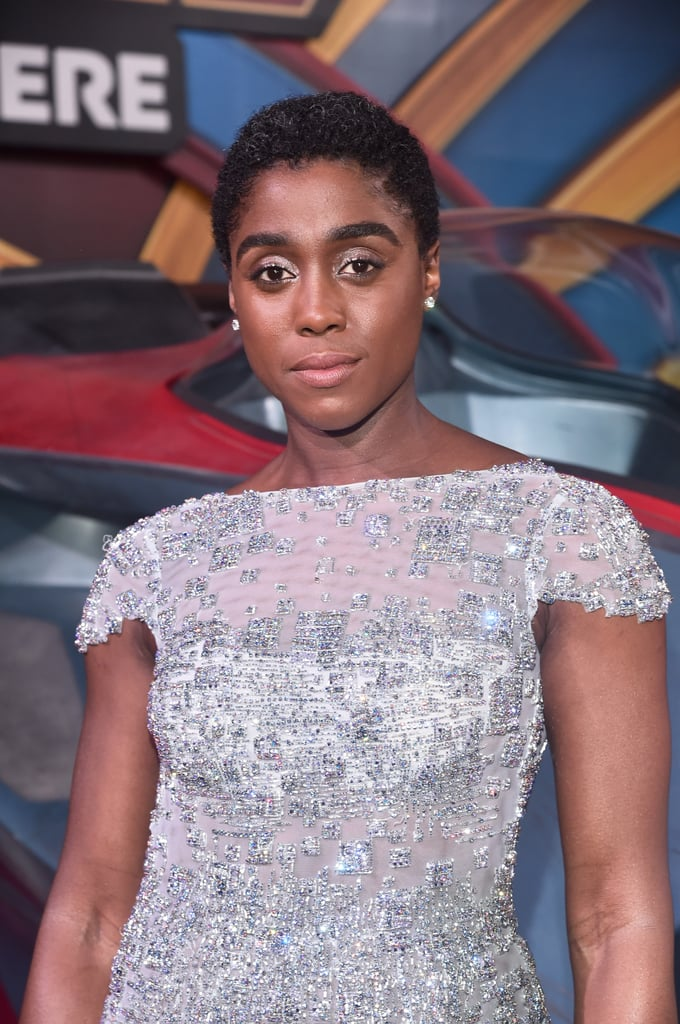 Lashana Lynch as Nomi