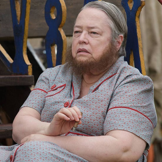 Kathy Bates American Horror Story: Freak Show Featurette