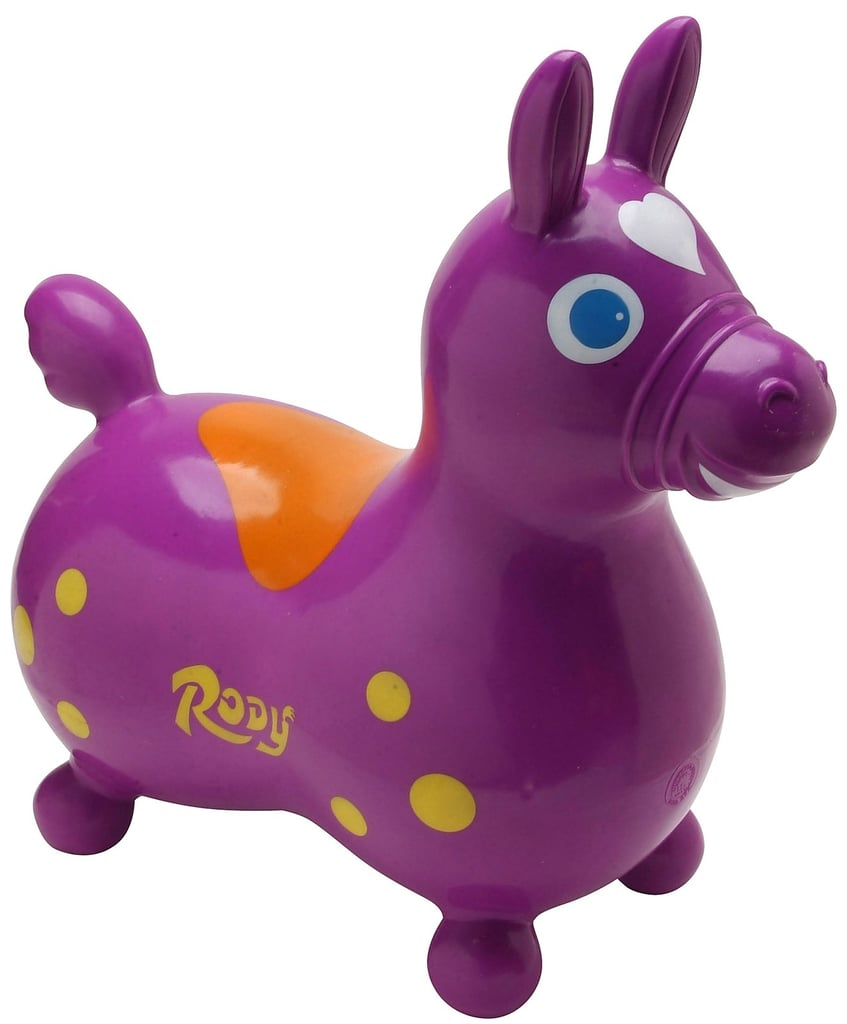 For 1-Year-Olds: Gymnic Rody Horse