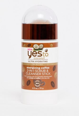 Yes to Coconut 2-in-1 Scrub and Cleanser Stick