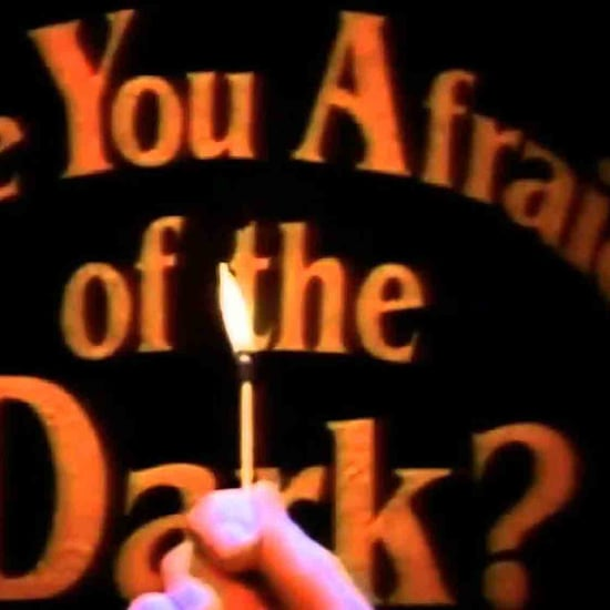 Nickelodeon's Are You Afraid of the Dark TV Show