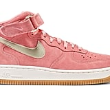 Nike Air Force 1 Suede High-Top Sneakers