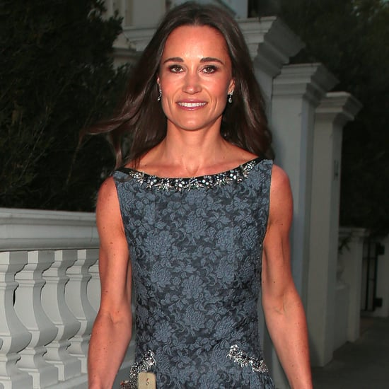 Pippa Middleton Floral Erdem Dress