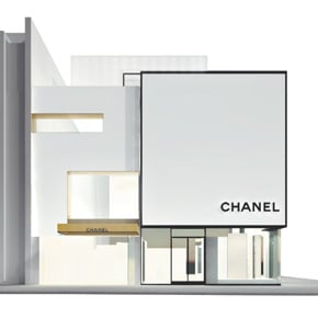 On Our Radar: Chanel Flagship in Beverly Hills Redesigned